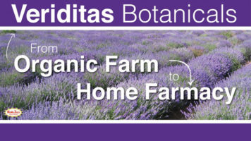 Veriditas Botanicals, From Organic Farm to Home Farmacy